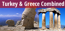 Turkey greece combined tours
